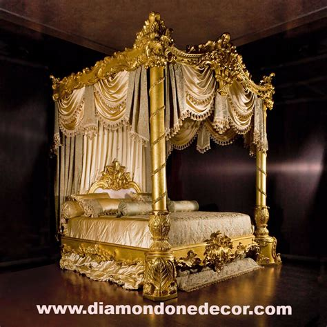 nightingale baroque luxury gold leaf rococo french