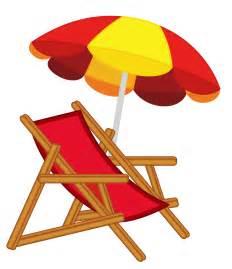 beach chair beach chair clipart