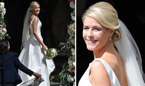 Declan Donnelly's new bride Ali Astall stuns in vintage ...