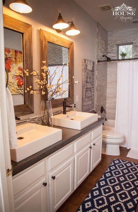 farm style bathroom 36 best farmhouse bathroom design and decor ideas for 2017