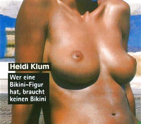 Heidi Klum Nackt Porno Bilder Sex Fotos Xxx Bilder