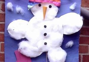 Basteln Winter Kinder : basteln mit kindern kostenlose bastelvorlage advent winter und weihnachten hampel schneemann ~ Frokenaadalensverden.com Haus und Dekorationen