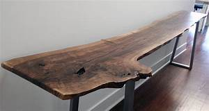 40 Stunning Reclaimed Wood Console Tables