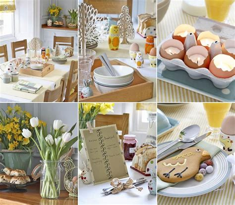 easter home decorations yours moment easter tabletop decorations series 5 the end