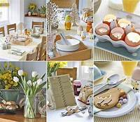 easter home decorations Yours Moment: Easter Tabletop Decorations: Series #5 {the end}