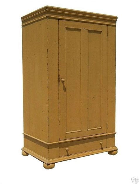 handmade kitchen cabinets primitive armoire tv cupboard by 1550