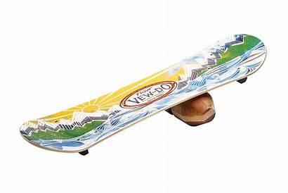 Balance Board Vew Trainer Flow Snowboard Skate