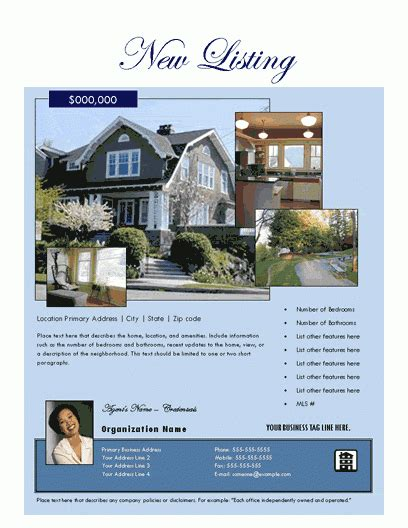 Openoffice Newspaper Template New Brochure Templates For Apartment Flyer Template Free Flyer Templates