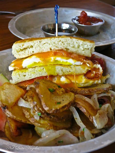 cuisine ottawa fauna is in elgin diner ottawa not quite nigella