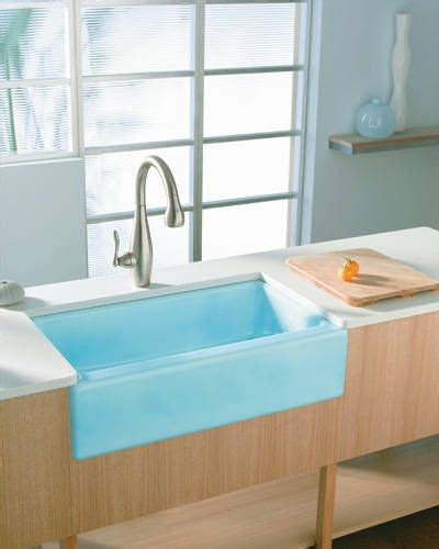 colored sinks kitchen 66 best pops of color images on 2333