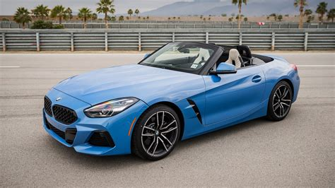 2019 bmw z4 sdrive30i review and motortrend