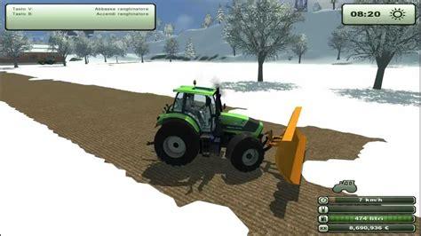 La Da Ls Wicks snow mod o mappa mappa innevata ls 2013 by fmarco95