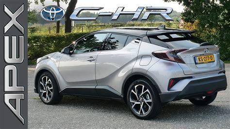 Toyota Chr Hybrid Modification by Toyota C Hr 1 8 Hybrid Testdrive 2017