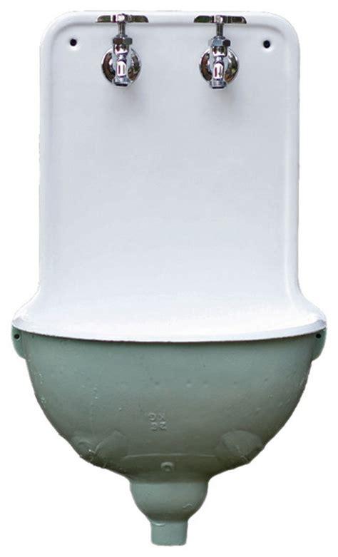vintage cast iron bathroom sink consigned cast iron antique aqua porcelain french lavabo