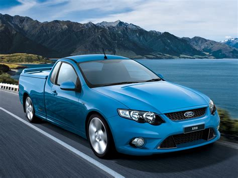 Pin Ford Fg Falcon Ute Xr6 Turbo Photo Gallery On Pinterest