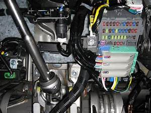 Trailer Brake Controller Plug-in Location