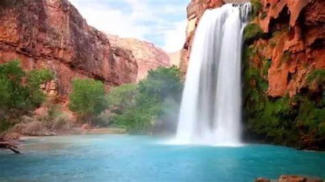 Natural Wonders Havasu Falls Arizona Youtube