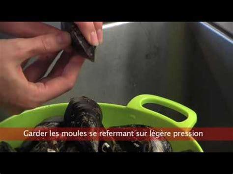 cuisiner futé nettoyer les moules