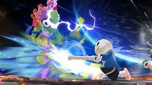 Sans Super Smash Bros WiiU Skin Mods