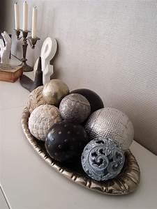 deco salon photo 5 6 les objets dans notre salon With objet deco design salon