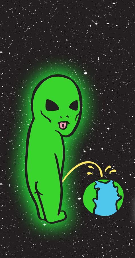 Wallpapers Tumblr 💀 — // alien