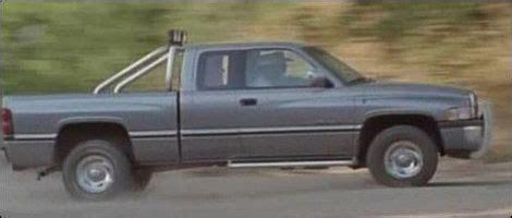 Chuck Norris Truck by Even Chuck Norris Drives A Truck A 1995 Ram 1500