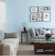 Sophisticated Blue Living Room Decorating Ideas 13 Images For Living Room Paint Ideas With Dark Brown Furniture Design Ideas Of Home Living Room With Grey Wall Paint Color Also Brown Paint Ideas For Living Room With Brown Couches Home Design Ideas