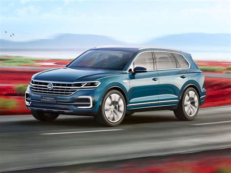 News Volkswagens T Prime Concept Gte Heralds Next