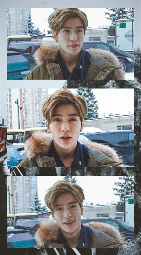 jaehyun winter aesthetic wallpaper kpopwallpaper