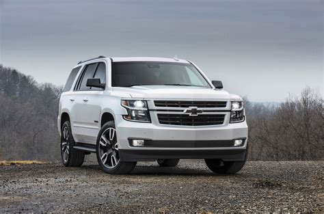 2018 Chevrolet Tahoe Rally Sport Truck (rst)  Gm Authority