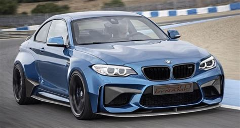 Psm Dynamic Bmw M2 F87 Coupe 2016 Tuning Carbon Widebody
