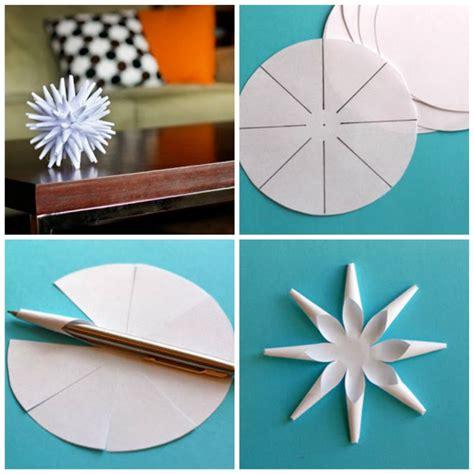 decoration de noel en papier boule de no 235 l 224 faire soi meme 9 suggestions de bricolage