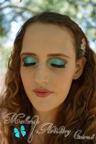 Makeup Formal Cairns Artist Fairy Ball Glamour