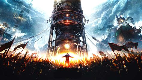 Frostpunk Review Damned If You Do, Damned If You Don't
