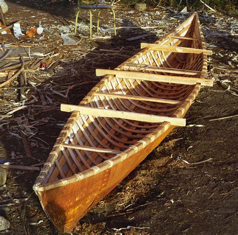 dogrib birchbark canoe project pwnhc cpspg