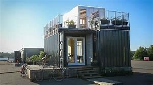 Containerhaus In Deutschland : containerhaus nachhaltig wohnen ohne auf komfort ~ Michelbontemps.com Haus und Dekorationen