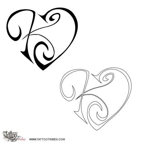 Modèle Tatouage Avec Initiale Prénom  #305137 Tatouage