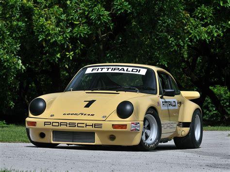 1973 Porsche 911 Carrera Rsr Iroc Race Racing Classic