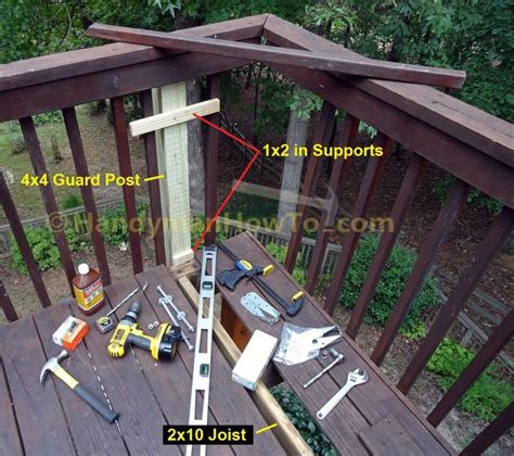 Finally, you'll want to explore deck railing materials. How to Build Code Compliant Deck Railing in 2020 | Building a deck, Deck railings, Diy deck