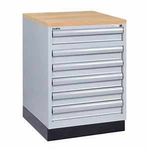 Armoire A Tiroir : armoire atelier 6 tiroirs thisga ~ Edinachiropracticcenter.com Idées de Décoration