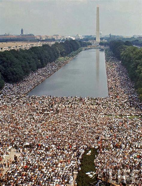 """Remembering Yesteryear 50th Anniversary """"march On Washington For Jobs And Freedom"""", August 28"""