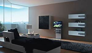 40 contemporary living room interior designs With tv units design in living room