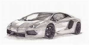 Lamborghini Aventador lp700-4 by Bajan-Art on DeviantArt