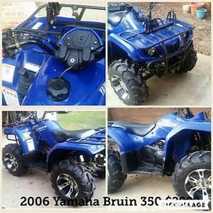 Yamaha Bruin Plastics