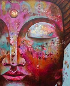 Buddha Bilder Gemalt : buddha gemalt buddha biggi in 2018 pinterest ~ Markanthonyermac.com Haus und Dekorationen