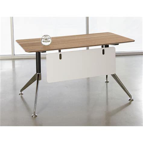 modesty panel for desk modern all desks allmodern