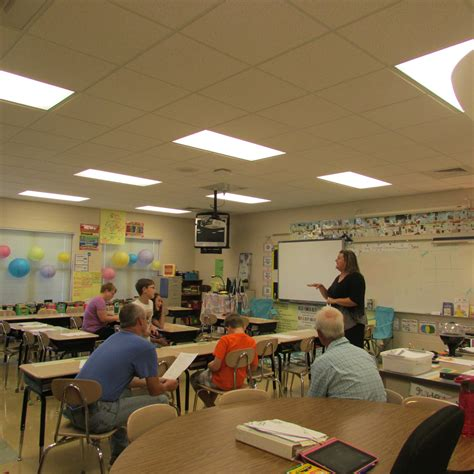 bethel elementary welcomes families annual open house