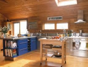 log cabin kitchen cabinets voqalmedia