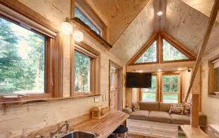 Stunning Images Large Tiny House by Amazing Tiny House Vacation With Sauna