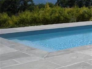 Margelle Piscine Grise : piscines enterr es albums photos ~ Melissatoandfro.com Idées de Décoration